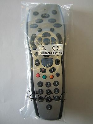 Official Genuine Sky HD remote control, (New other), Rev.10 inc. batteries