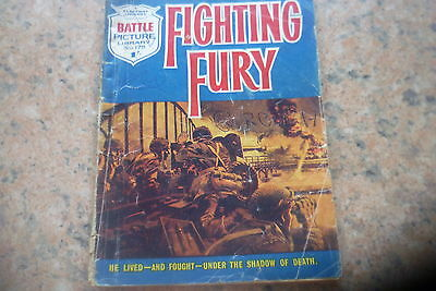 Fighting Fury Battle Picture Library no 175