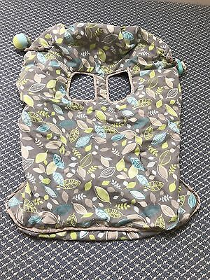 Eddie Bauer Baby and Toddler Grocery Cart Cover