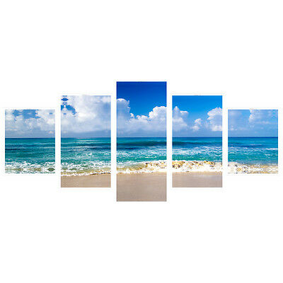 No Frame Landscape Seascape Photo Canvas Poster Print Pic Wall Art Home Decor