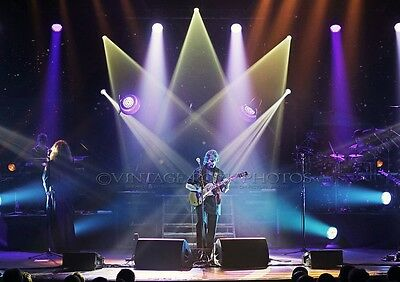 Steve Hackett Photo Genesis Revisited Tour 8x12 or 8x10 in '13 Liverpool UK s26