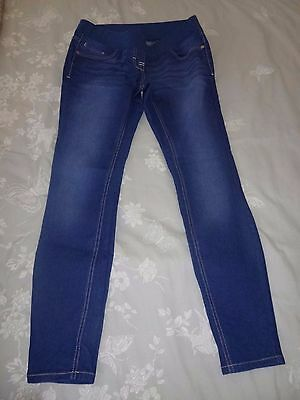 Next Maternity Under Bump Skinny Jeans size 12
