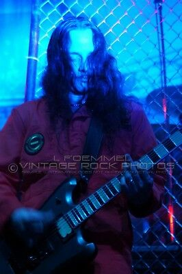 Kenny Hickey Type O Negative Photo 8x12 '03 Newport Music Hall Columbus OH L11