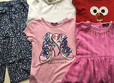 �� Girls Casual Bundle, Age 5-6 Years, Vgc