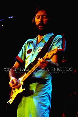 Eric Clapton Poster 20x30 inch Pro Photo  '75 There's One In Every Crowd Tour 85