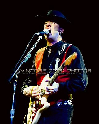 Stevie Ray Vaughan 16x20 inch Fine Art Gallery Canvas Print Framed Photo 14