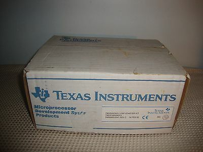 Texas Instruments TMS320C6211 DSP STARTER KIT New & Complete In the Box as shown