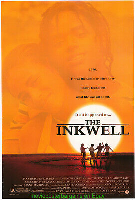 THE INKWELL MOVIE POSTER 27x40 ORIGINAL1994 LARENZ TATE