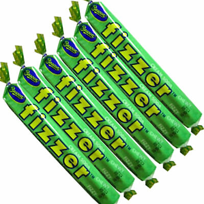 72 x Beacon Fizzers CREAM SODA Bulk Sweets Party Favours Candy Wrapped Lolies