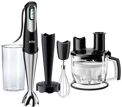 NEW Braun - MQ 777 - Multiquick 7 Hand Blender from Bing Lee