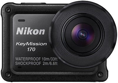 NEW Nikon - KEYMISSION 170 - Action Camera from Bing Lee