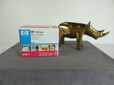 New Factory Sealed C7971A HP LTO-1 Ultrium 200GB Data Cartridge C7971-60010