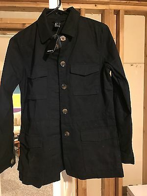 Forever 21 Women's Casual Jacket - Black, Size Small
