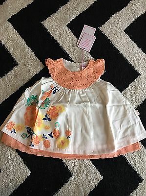 Baby Girls Pumpkin Patch Dress size 000