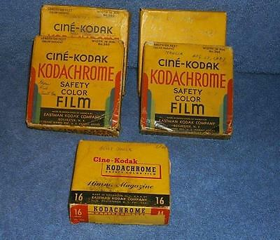 1940's And 50's 16Mm Home Movies Films Beach Vacations, Belly Dancer, 450Ft