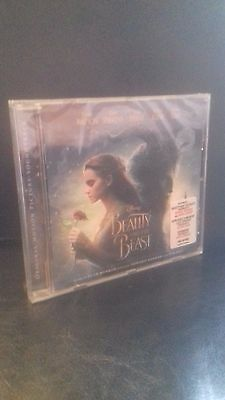 Beauty And The Beast . Cd . New Sealed . Disney Soundtrack