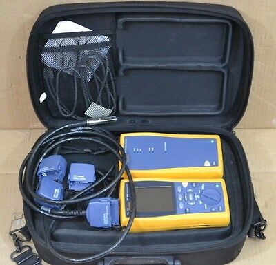 Fluke Networks DTX-1800 Cable Analyzer DTX 1800 ***Calibrated July 2016***