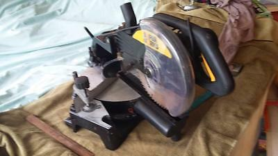 Sliding Compound Mitre Saw.tools,woodwork,house,bench,timber,shed,hobbies,reno.