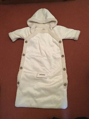 mamas and papas cosytoes Fleece Lined