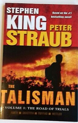 Stephen King & Peter Straub- The Talisman. Graphic Novel Volume 1.