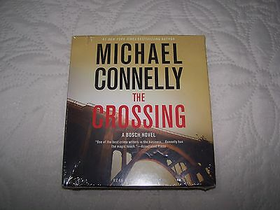 Michael Connelly - The Crossing - Audiobook - 5 CDs 6 hrs - New!