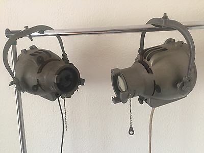 Strand Electric Theatre Spot Lights X 2