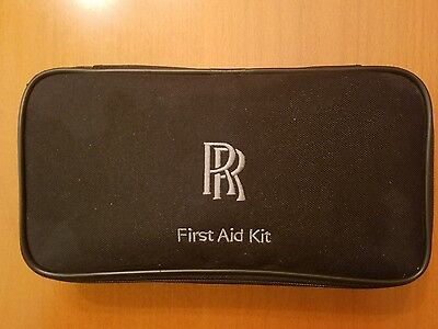 Rolls Royce First Aid Kit.authentic Rolls Royce Oem Product.part#160163.