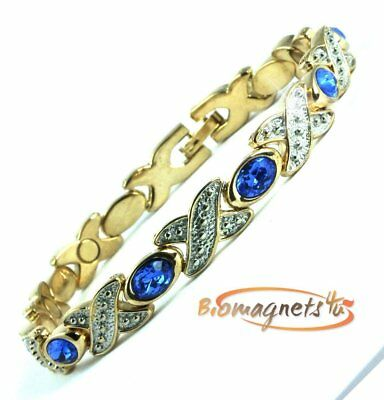 Ladies High Quality Bio Magnetic  Healing Bracelet - For Stress And Pain Relief