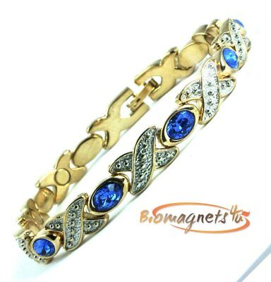 Ladies Premium Magnetic Therapy Healing Bracelet - For Stress And Pain Relief