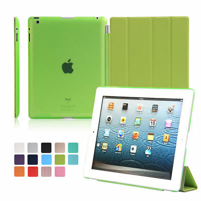 New Smart Stand Magnetic Leather Case Cover For APPLE IPad 234/air1/2/mini2/3/4