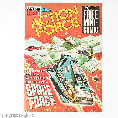 Action Force mini comic Eagle Issue No. 5