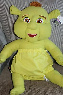 Handmade Nappy Cover Pants 12-24 Months (Unisex)    Yellow