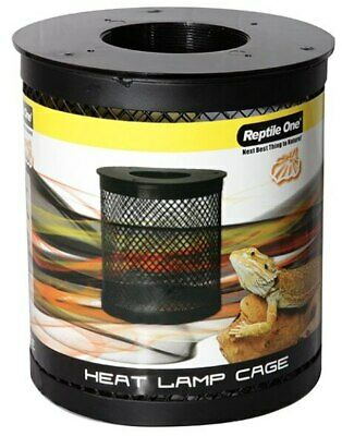 Reptile One Heat Lamp Cage (46550)