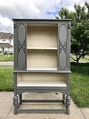 Open Shelves Bookcase