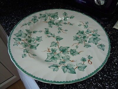 Bhs / Barratts Country Vine Round Serving Platter