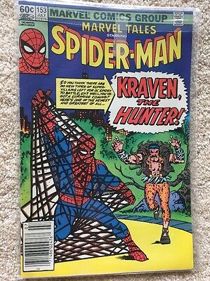 The Amazing Spider-Man #15 Reprint in Marvel Tales #153   VF+/NM-