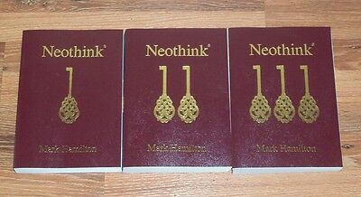 NEOTHINK By Mark Hamilton Complete Book Set Volumes 1, 2, 3