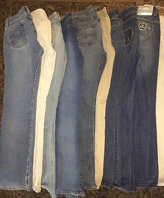 Huge Lot Of Juniors Jeans Size 7