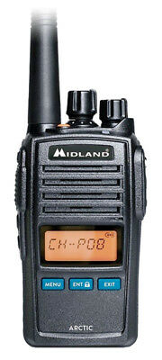 Midland ARCTIC Marine VHF Two Way Radio Walkie Talkie
