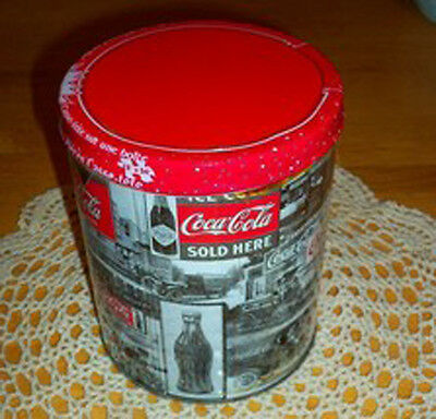 RARE BLACK AND WHITE Coca Cola Tin Jigsaw Puzzle Sealed In Packaging