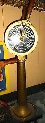 Nautical Maritime Engine Operating Telegraph, A. Robinson Liverpool - Glasgow