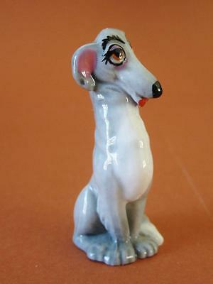 Vintage 1950's Wade Hatbox figurine Boris from Lady and The Tramp.