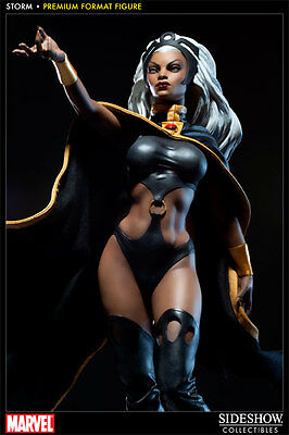 Sideshow Collectibles Storm (black costume) Premium Format Exclusive