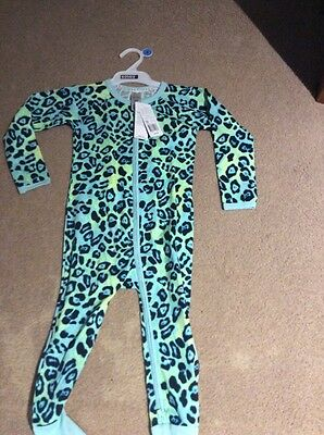 Bonds Zip Zippy Wondersuit BNWT Meow Kapow SIZE 3