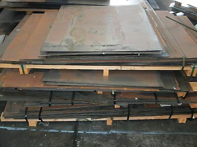 5mm and 6mm Mild Steel 1200-1500 Wide X 1200-1800 Long