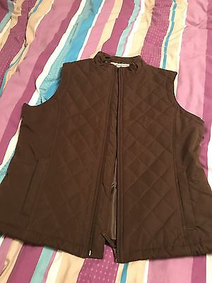 Thomas Cook Riding Vest As New Large
