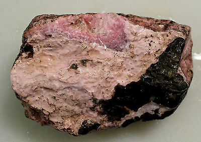RHODOCHROSITE Lapidary Rough - 1264g old collection