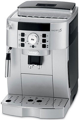 NEW DeLonghi Magnifica S Automatic Coffee Machine - ECAM22110SB from Bing Lee