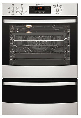 Westinghouse - WVE665S - 60cm Multifunction 5 oven - Separate Grill