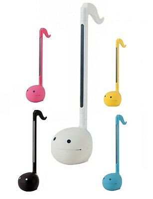 Maywa Denki Otamatone Music Instrument White Black Yellow Blue Pink Cube